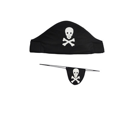8ccb3f664 Pirate Hat and Eye Patch | Yopie's Store: Free NZ Shipping
