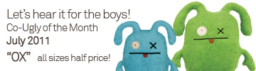 ugly doll soft toys online